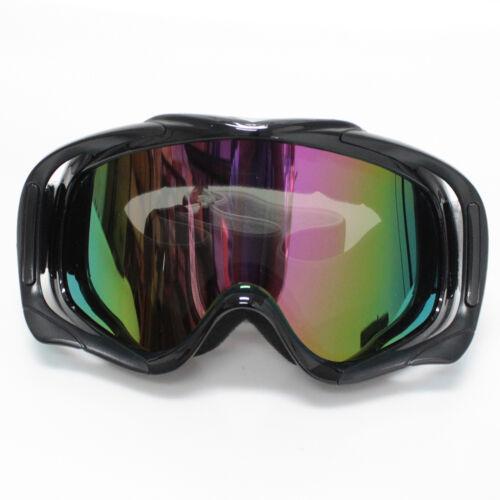Adults UNISEX SKI Snow Windproof Anti-Fog Sports Snowmobile Snowboard GOGGLES