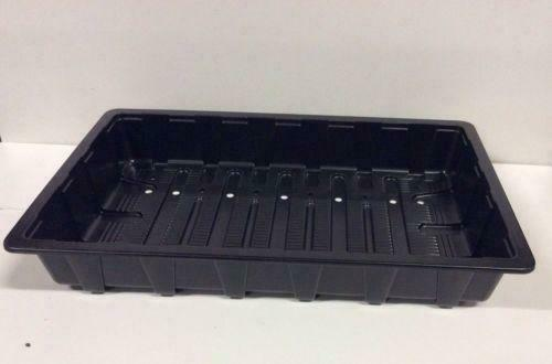 New Pack x10 Full Size Seed Trays Garden/Greenhouse