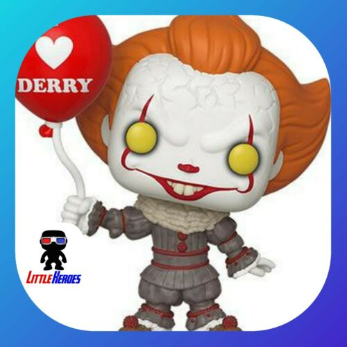 Pennywise with Balloon IT funko pop in stock