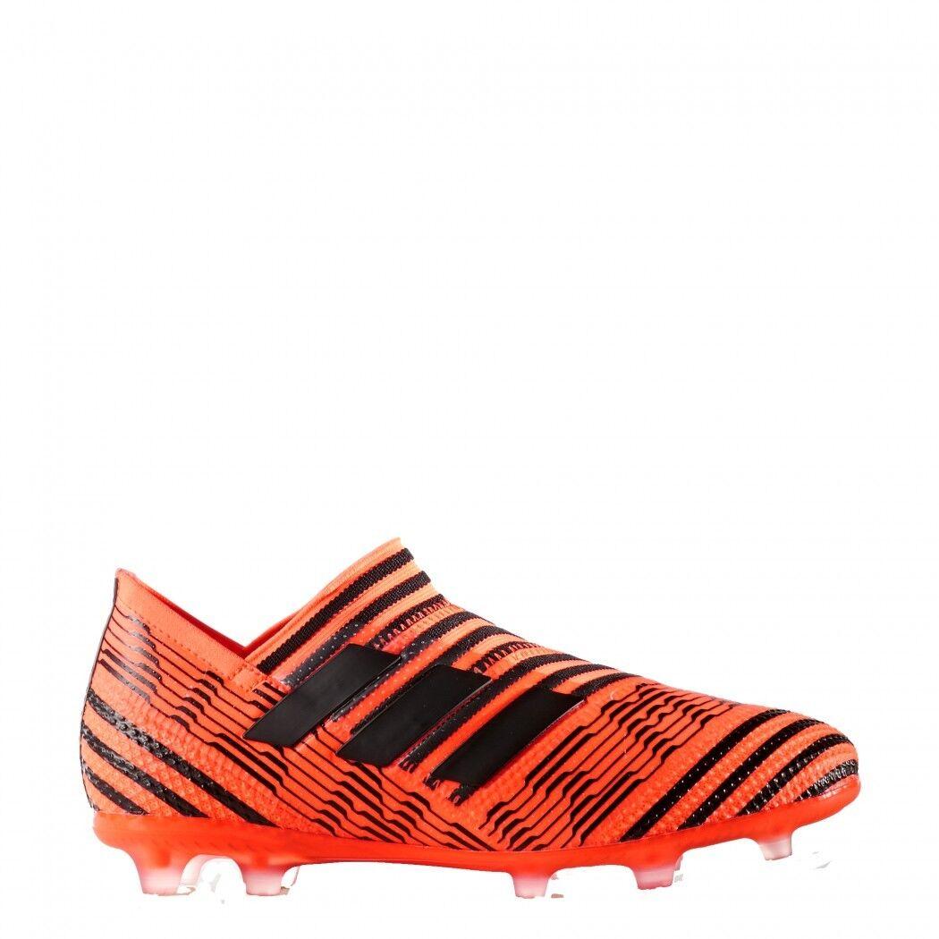Adidas Junior Nemeziz 17+360 Agilité Fg Pyro Storm Paquet Orange Noir