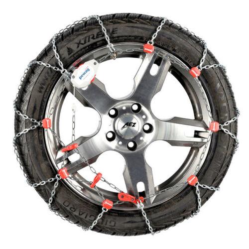 30290 Pewag Servo Sport RSS 75 Schneeketten 7mm Reifen 225//45 R18 Art.Nr