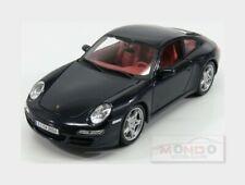2006 Porsche 911 Carrera S Rojo Metalizado 1:18 Maisto 31692