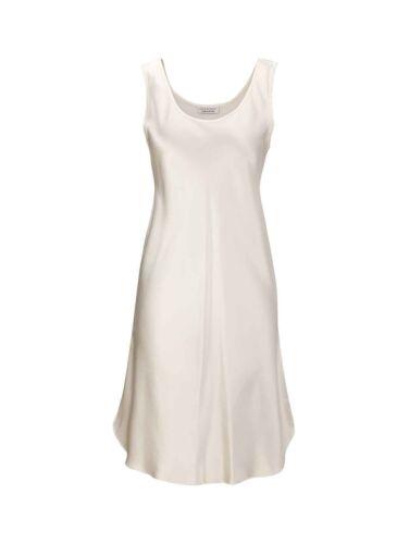 Länge 94cm Silk Satin NEU /& OVP EVA B.BITZER Damen Seiden-Nachtkleid