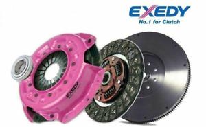 Exedy-pesado-deber-patrulla-Gu-Y61-Kit-de-embrague-2-8-Turbo-Diesel-Solid-Volante-97-00