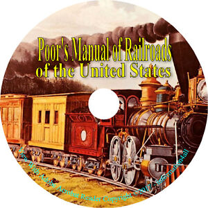 22-Vintage-Books-on-DVD-Poor-s-Manual-of-Railroads-of-the-United-States
