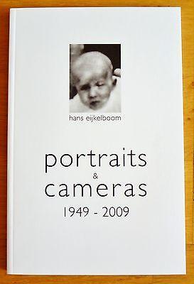SIGNED - HANS EIJKELBOOM - PORTRAITS & CAMERAS - 2009 1ST EDITION & PRINT PARR 3
