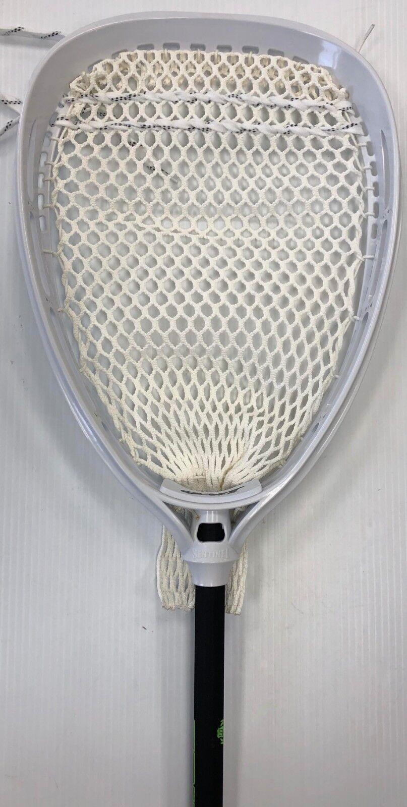 Gait Sentinel box lacrosse goalie head & shaft combo strung lax handle 40  hard