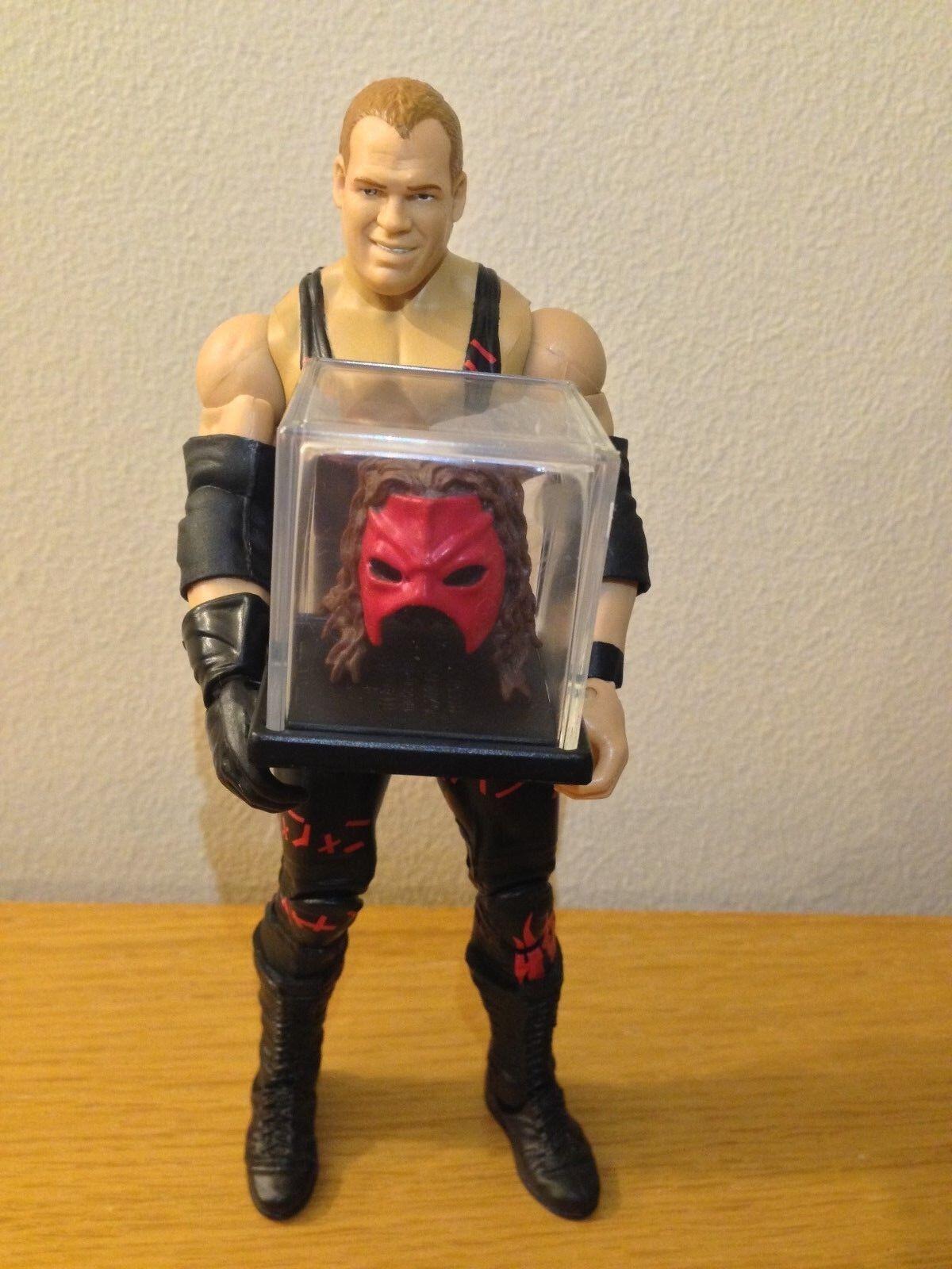 RARE WWF WWE Kane Elite Series 47B wrestling figure, loads more for sale