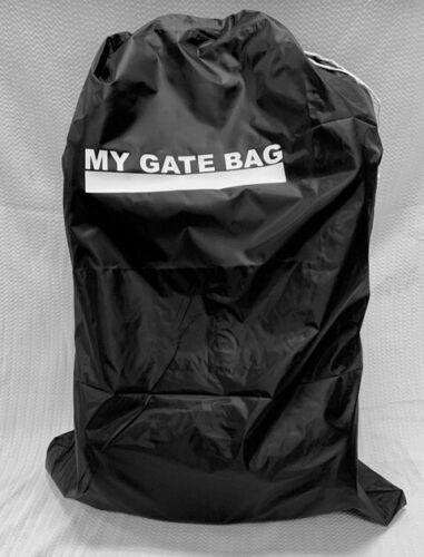 "50 lb Capacity, NEW My Gate Bag 30/""x40/"" black"