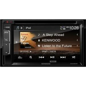 NEW-KENWOOD-DDX350BT-6-2-034-DOUBLE-DIN-TOUCHSCREEN-CAR-STEREO-DVD-BLUETOOTH-STEREO