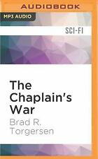 The Chaplain's War by Brad R. Torgersen (2016, MP3 CD, Unabridged)