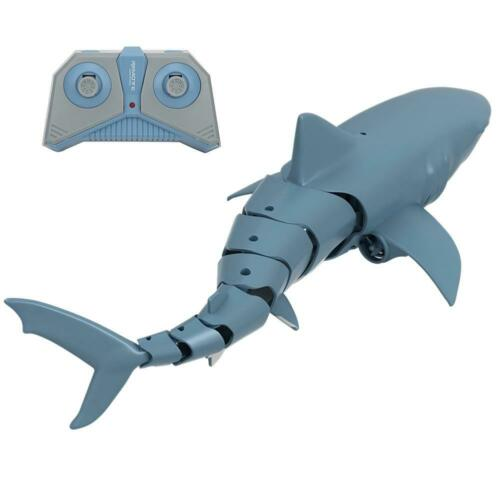 2.4G 4CH Remote Control Shark Simulation Waterproof Children Toy For Water Sport
