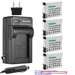 Kastar-Battery-AC-Charger-for-AHDBT-001-AHDBT-002-amp-Gopro-HD-Helmet-HERO
