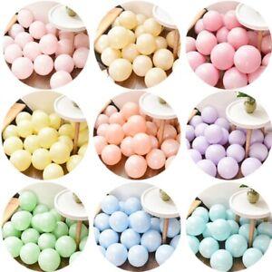 40Pc-5-039-039-Wedding-Macaron-Latex-Balloons-Birthday-Party-Baby-Shower-Decoration