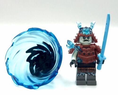 LEGO NINJAGO Blizzard Warrior Samurai Mini figure and Spinner 70684