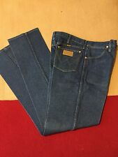 #3 Wrangler 13MWZ, Indigo, Official ProRodeo Competition Jeans, Sz. 35X36