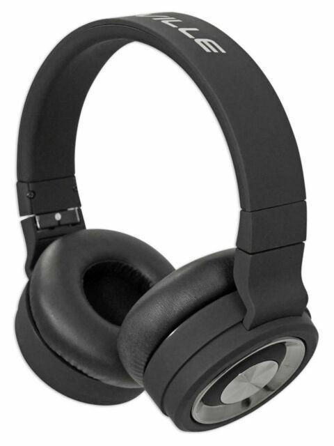 Rockville Bth5 Wireless Bluetooth Headset Black For Sale Online Ebay