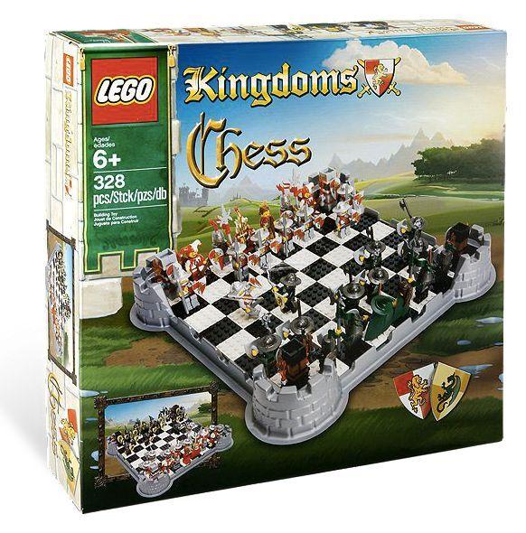 LEGO kungariken 853373 Schach Neu  OVP FRAMTIDEN CHESS NY SEALD