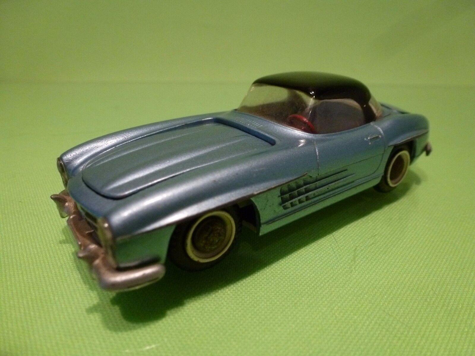 TEKNO DENMARK 925 MERCEDES BENZ 300SL 1957 - METALLIC azul 1 43 - GOOD CONDITION