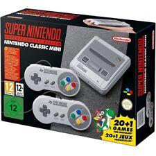 Super Nintendo Classic Mini SNES Videospielkonsole Spielekonsole 16Bit HDMI