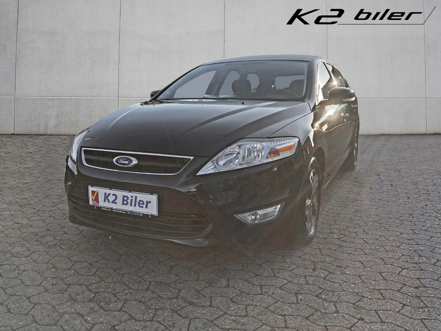 Ford Mondeo 1,6 SCTi 160 Trend stc. 5d - 119.800 kr.