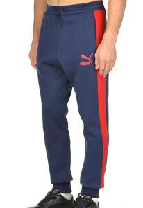 puma tracksuit mens. image is loading new-mens-puma-sweat-pants-tracksuit-bottoms-jogging- puma tracksuit mens e