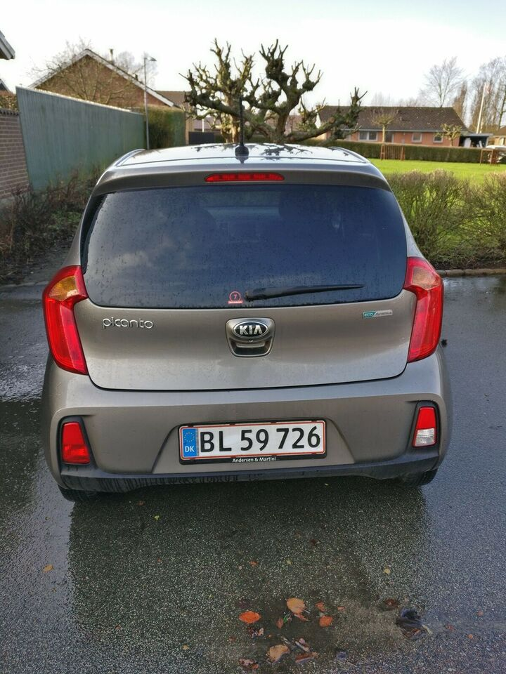 Kia Picanto Attraction Plus