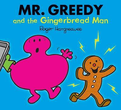1 of 1 - Mr. Greedy and the Gingerbread Man (Mr. Men & Little Miss Magic), Hargreaves, Ro