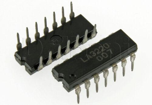 LA3220 Original New Sanyo Integrated Circuit NTE1634 ECG1634