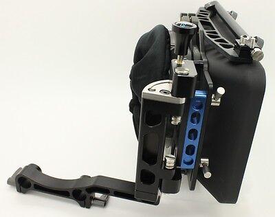 Tilta III 4*4 Lightweight Matte box Sunshade DV VIDEO DSLR rig kit FOR ARRI BMCC