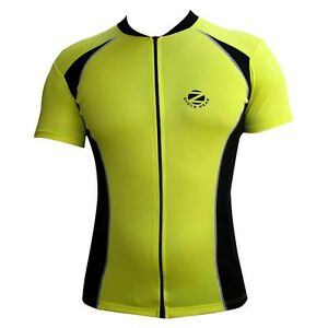 f25f594c1 Image is loading Zimco-Men-Cycling-Jersey-Biking-Short-Sleeve-Jersey-