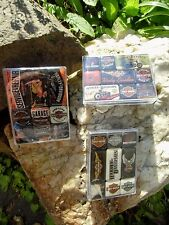 HARLEY-DAVIDSON Motorcycles - Set of 27 Magnets - OFFICIAL Licensed items