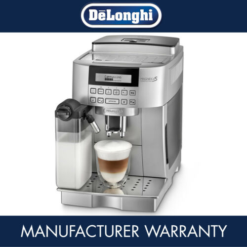De'Longhi ECAM22.360.S Bean to Cup Coffee Machine, perfect for your home kitchen