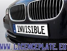 NANO Sticker,Stealth Hi-Tech Technology (NSHTT) Hide License Plate Number