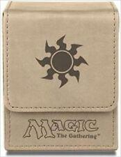 Ultra Pro Magic the Gathering - Flip Mana Deck Box - White Plains