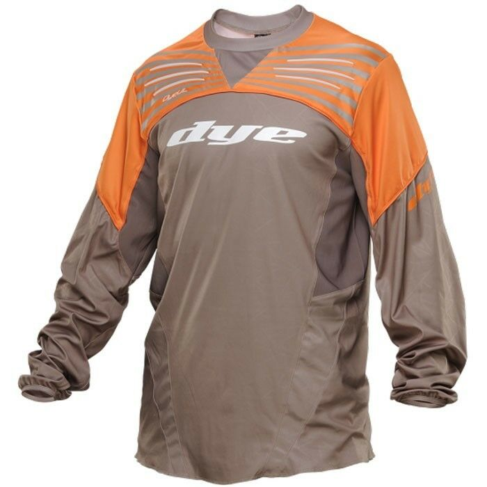 Dye Ultralite Paintball Jersey 2014 - Dust orange