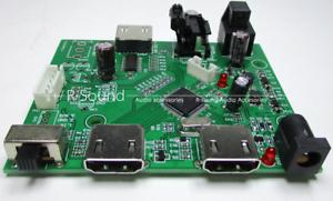 DMI MHL I2S Audio Digital Coaxial Fibra HDMI sobre sobre sobre I2S puede funciona con Audio DAC  seguro de calidad