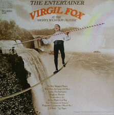 The Entertainer: Virgil Fox at the Mighty Wichita Wurlitzer - LP