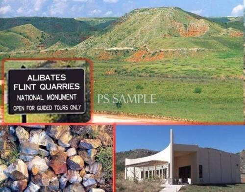 ALIBATES FLINT QUARRIES NATIONAL MONUMENT Magnet TX