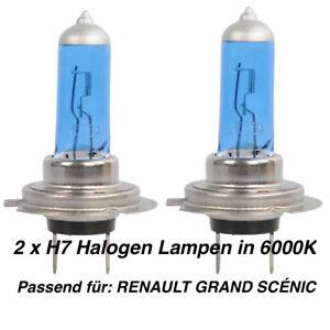 H7 KFZ-Halogenlampen 12V 55W color /& clear TOP Qualität SUPER Vision INB 20