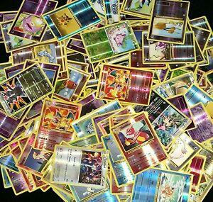 10x-DIFFERENT-Pokemon-cards-Lot-Guaranteed-Rare-Holo-Reverse-holo-XY-Sets