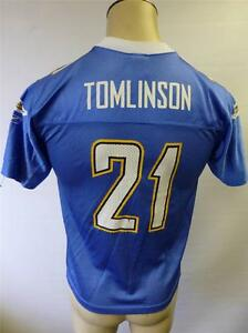 Image is loading youth-Large-NFL-REEBOK-21-LaDainian-TOMLINSON-CHARGERS- 67b32fcac