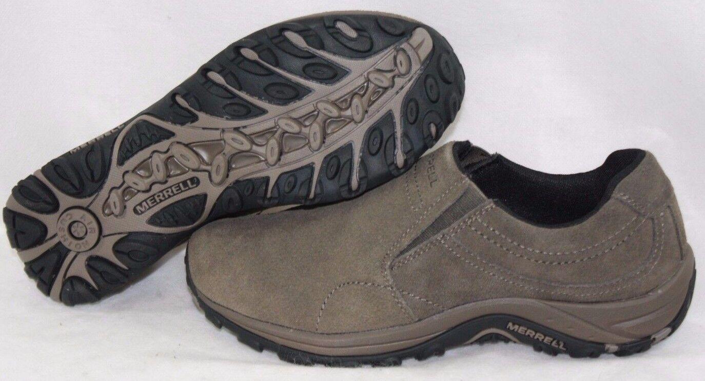 NEW  Uomo MERRELL Novica Grau Coast Moc J255061C Boulder Grau Novica Slip On Sneakers Schuhes 97ca4f