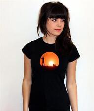 INDIANA JONES - RAIDERS OF THE LOST ARK - Desert silhouette ladies T-shirt