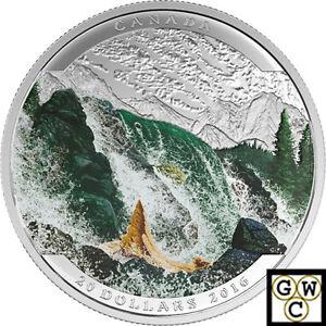 2016-Salmon-Landscape-Illusion-Color-Prf-20Silver-Coin-1oz-9999Fine-NT-17717