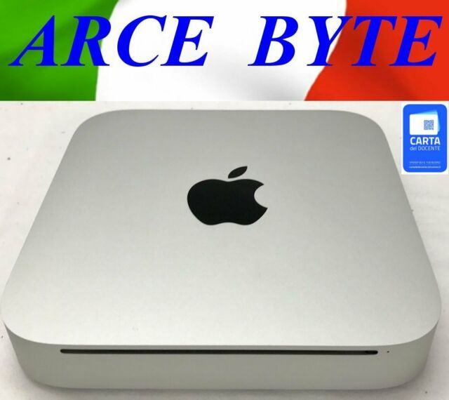 APPLE MACMINI UNIBODY HD 320GB RAM 4GB BILLABLE A1347 SUPERDRIVE HIGH SIERRA