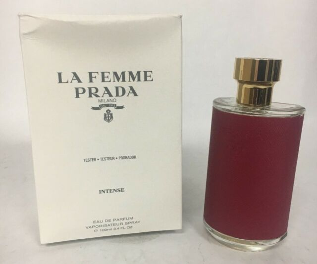 PRADA La Femme Intense Eau De Parfum 3.4oz 100ml Spray for Women ... f4c8d11c475c