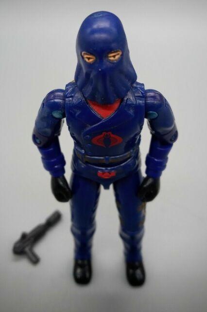 GI Joe 1984 Hooded Cobra Commander V2  Complete Mail In