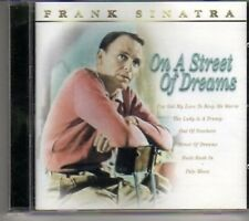 (BV330) Frank Sinatra, On a Street of Dreams - 1998 CD