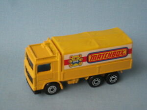 Matchbox-Volvo-Truck-My-First-Matchbox-Rare-Pre-pro-Preproduction-Toy-Model